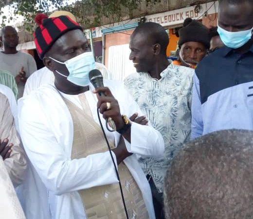 Medina Baye : Malick Gakou présente ses condoléances