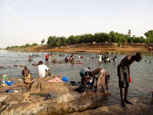 ALERTE DE L'OMVS : Matam et  Bakel sous la menace de la montée du fleuve Sénégal