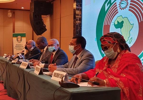 Présidentielle en Guinée : la CEDEAO lance officiellement sa Mission d'Observation Electorale à Conakry