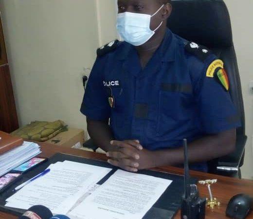 Gamou de Medina Baye : 800 policiers  mobilisés à Kaolack