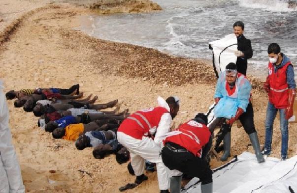 Face honteuse de l'émigration clandestine : les morts entre fosses communes et incinération