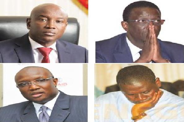 Aly Ngouille Ndiaye, Amadou Bâ, Mouhamadou Makhtar Cissé et Me Oumar Youm éliminés : le troisième mandat est-il passé par-là ?