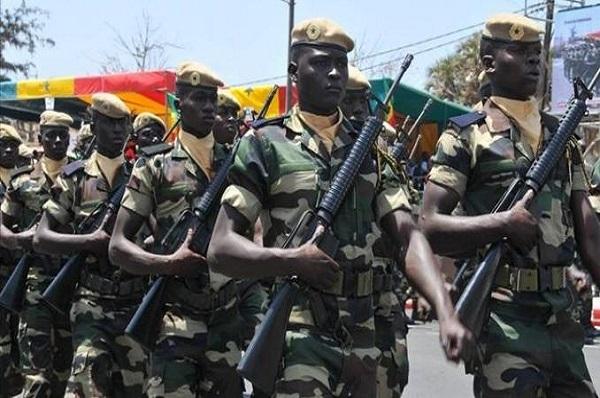 Sécurité sénégalaise : Dakar aussi renforce son armée