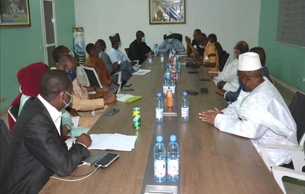 Soutien à l'Association Ouest Africaine des Engrais : le Commissaire Sékou Sangaré de la CEDEAO échange avec les membres du WAFA