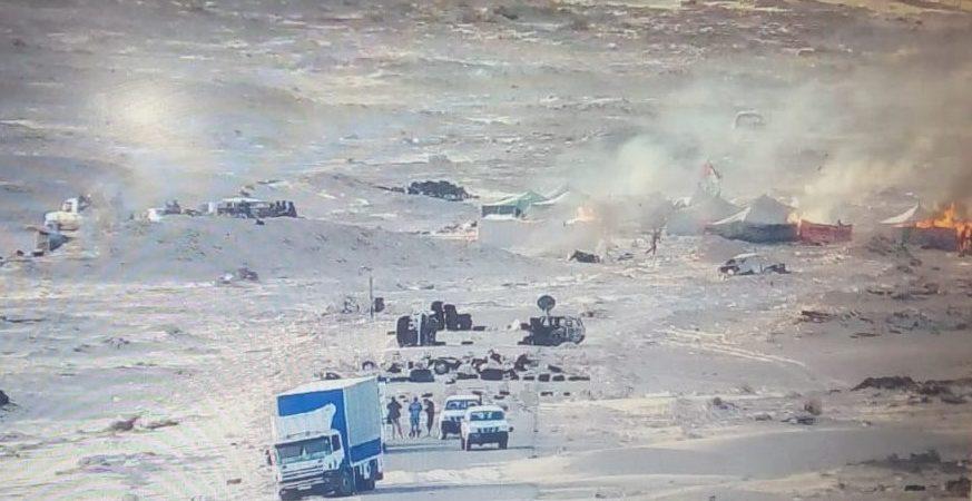 Zone tampon de Guergarate au Sahara marocain : Le Maroc met  en place un cordon de sécurité pour contrer les milices du Polisario