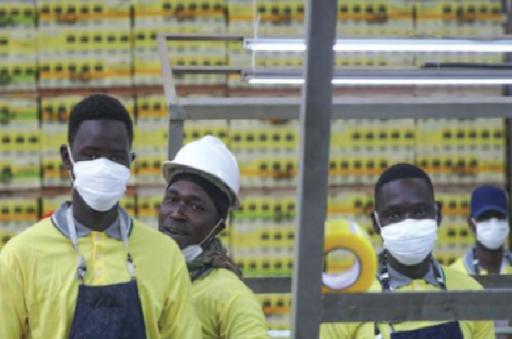 ENTREPRISES INDUSTRIELLES : Impact négatif de la pandémie sur l'emploi saisonnier