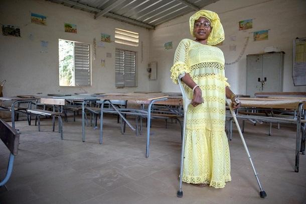 Guédiawaye : Les femmes handicapées décrient  la discrimination dont elles sont victimes