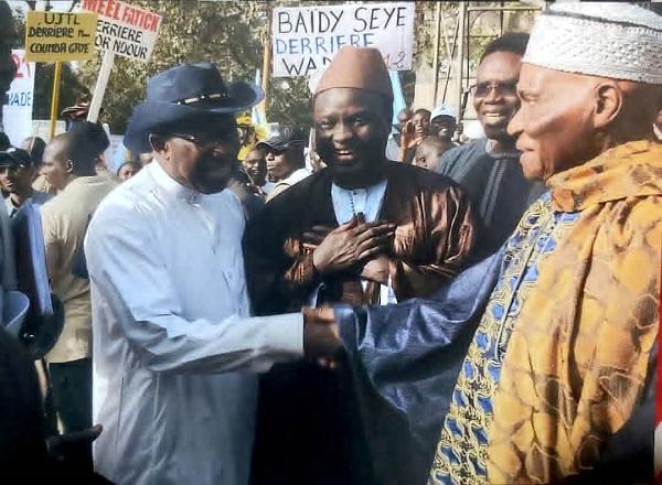 ALIOU DIA, PRESIDENT FORCES PAYSANNES : « Iba Der Thiam était un grand intellectuel, une valeur sûre »