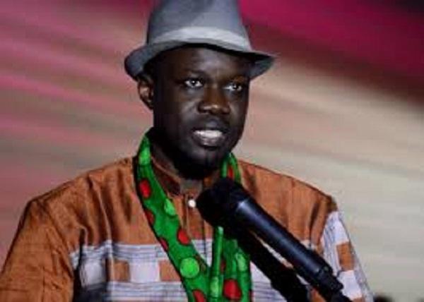 Départ de Boubacar Camara de la Coalition Jotna : les Clarifications d'Ousmane Sonko