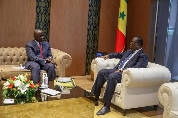 Nouvelle audience au Palais : Idrissa Seck reçu jeudi par le Président Macky Sall