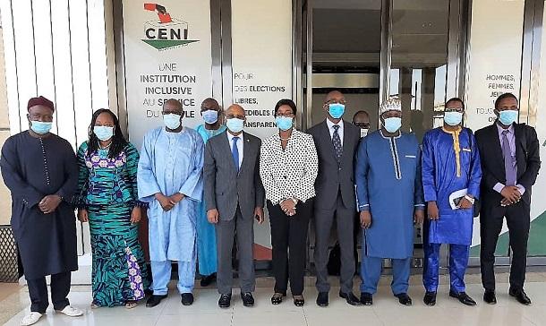 Élections présidentielle et législatives du 27 décembre 2020 au Niger : la CEDEAO déploie une équipe de 80 Observateurs.