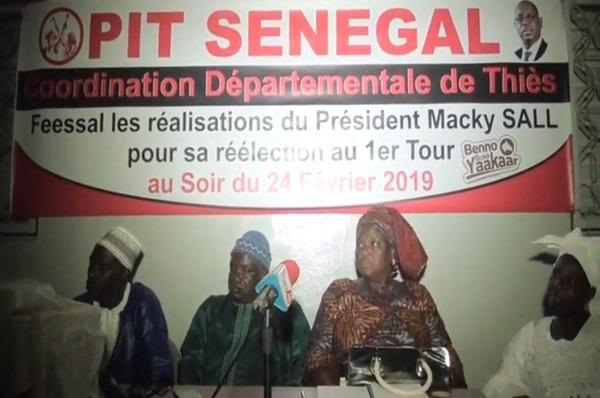 Léthargie des instances du Parti:  «  Vivement le débat! », lance Comité «Dooleel PIT-Sénégal ngir defaraat reewmi» (CPR)