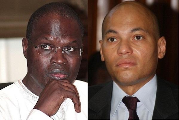 Présidentielle en 2024 : l'enseignant chercheur Ngouda Mboup valide les candidatures de Karim Wade et Khalifa Sall