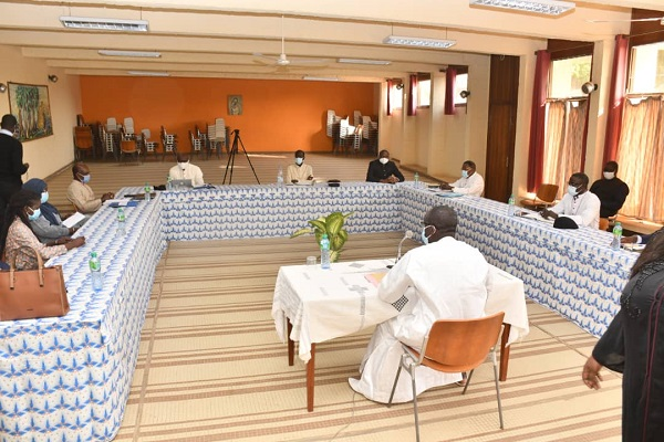 COVID-19-Riposte contre la 2éme vague : L'église Catholique du Sénégal mise à contribution