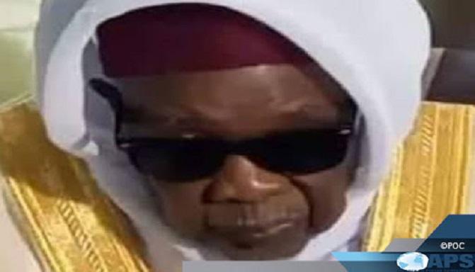 Nécrologie : décès d'El Hadji Barham Aboubacar Niass, Khalife de Médina Niassène Keur Madiabel
