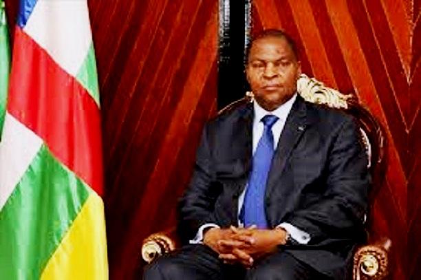 Présidentielle en  République Centrafricaine :  Faustin-Archange Touadera réélu avec 53,9% des voix