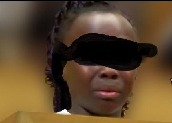 Malika Montagne : Elle fracture et brûle sa nièce de 05 ans et se retrouve en prison