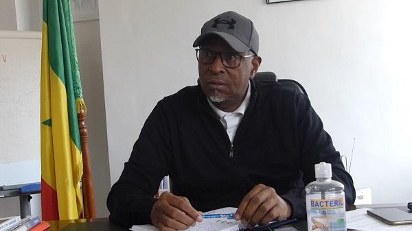 Ousmane Ndoye, le premier maire à se faire vacciner