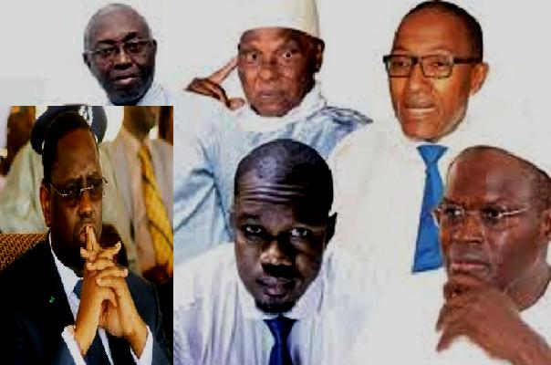 Dans l'ombre de l'affaire Ousmane Sonko : L'opposition travaille son cadre stratosphérique contre Macky Sall