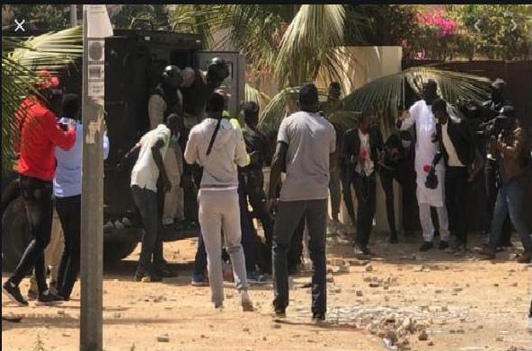 Manifestation non autorisée des militants du Pastef : Cinq personnes interpelées puis libérées à Sédhiou