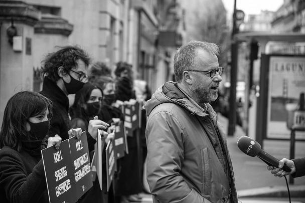 Liberté de presse : emprisonné au Maroc,  la santé du journaliste Maati Monjib se dégrade dangereusement, alerte RSF