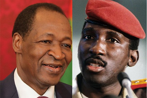 Justice : L'ex président Burkinabe Blaise Compaoré officiellement inculpé  pour la mort de son ancien ami Capitaine Sankara