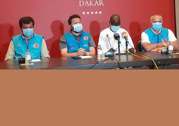 Coopération-Solidarité: Le DG Adjoint de Turky Diyanet Vakfi à Dakar