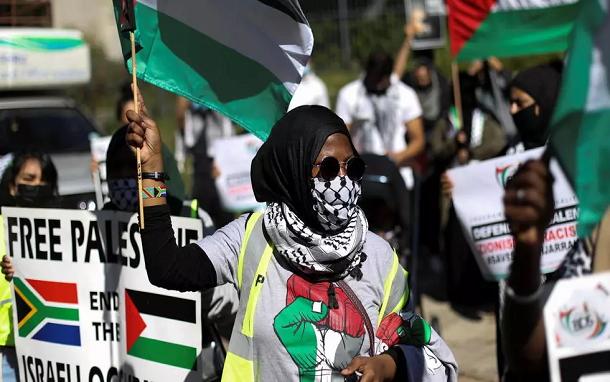 Afrique du Sud: le conflit israélo-palestinien fait réagir les partis politiques