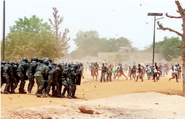 Tension à Diohine : pour une paix définitive, Cheikh Ndigël Sène suspend les travaux de son fils Bara