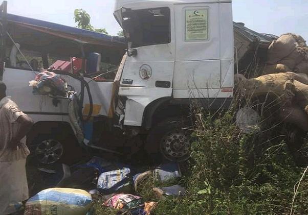 Côte d'Ivoire: 17 personnes tuées dans un accident à Katiola