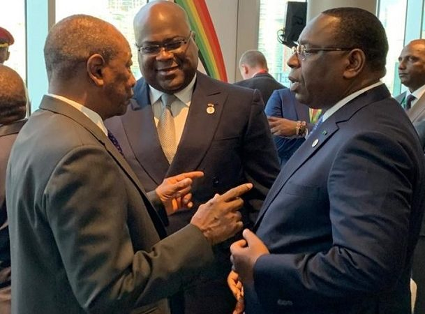 Croisons les doigts : Alpha Condé et Macky Sall se sont parlés régulièrement ces derniers temps, révèle Tibou Kamara
