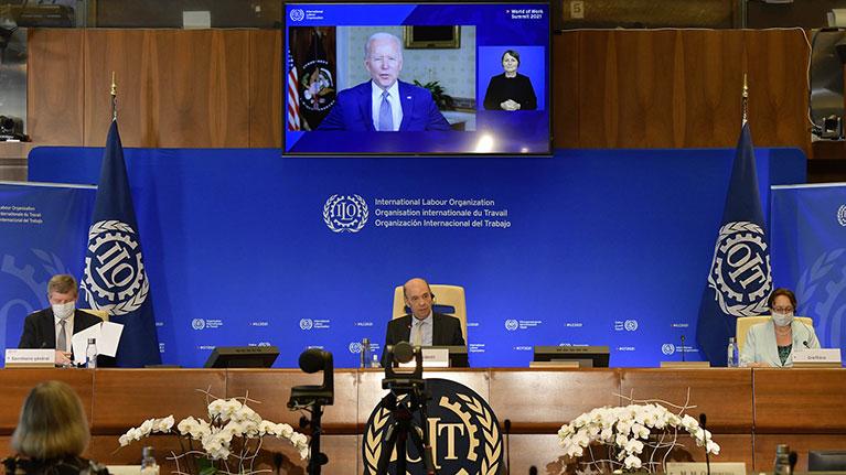 109e Conférence internationale de l'OIT : Un accord global sur la reconstruction post-COVID19 conclu