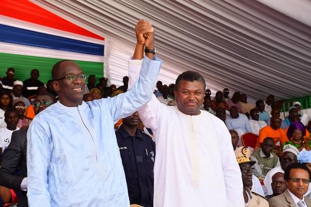 Visite de travail du ministre gambien de la Santé : le Sénégal disposé à accompagner son pays en de nombreux domaines