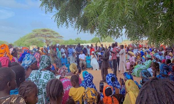 Tibb tank Macky à Ndeer, Nguinth : Grosse colère des populations contre le régime de Macky