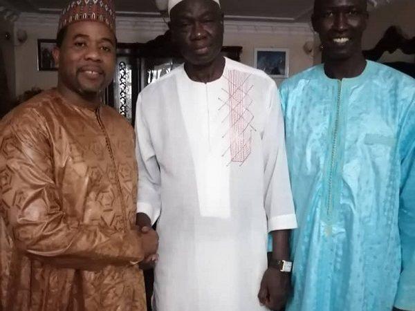 Massification de Gueum Sa Bopp en banlieue : L'ancien maire de Pikine Daour Niang Ndiaye rejoint Bougane Gueye Dani