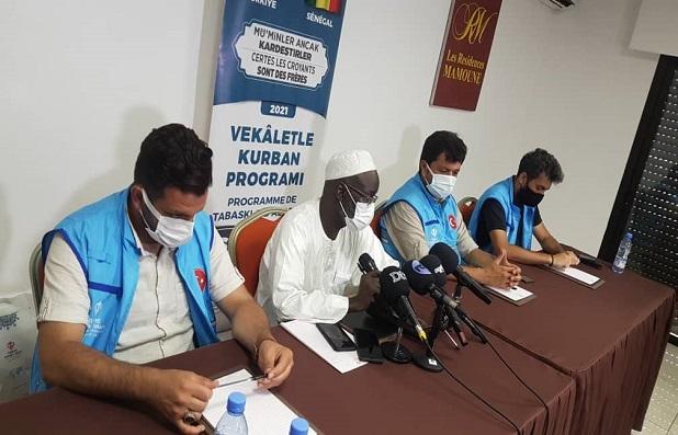 Action de solidarité au Sénégal: 15 050 ménages ont bénéficié du soutien de l»Ong  Diyanet Vakfi