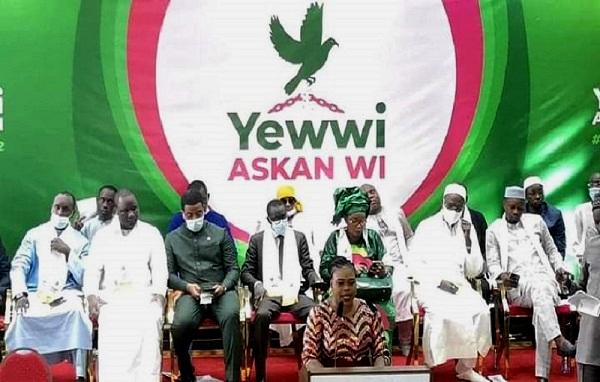 Alliance de l'opposition : La Charte de la Coalition Yewwi Askan Wi et sa liste des signataires