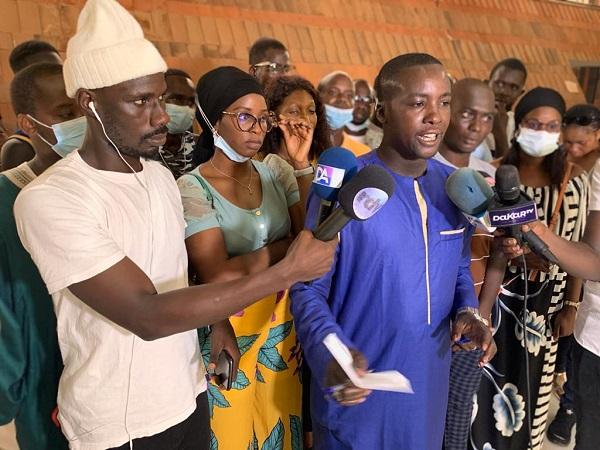 COMMUNE DE NDENDORY A MATAM : Les jeunes soutiennent la candidature de Dr. Bocar Mamadou Daff