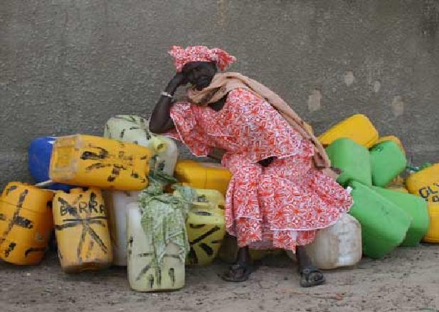 Mamadou Lamine Diallo, Leader De Tékki : «L'eau potable des ruraux, un casse-tête pour Macky»