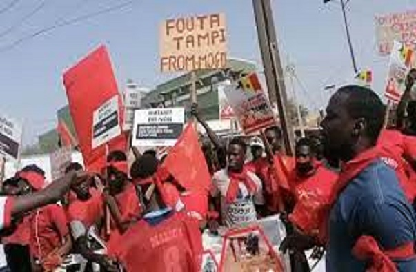 Le Fouta plus que jamais Tampi : Le Collectif des jeunes du Fouta désavoue Fatoumata Ndiaye…