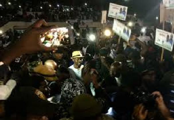 Ziguinchor : Sonko fait foule et affole les compteurs politiques