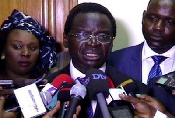 Sandiara-candidat à sa propre succession :  Le maire Serigne Guèye Diop enrôle son principal opposant